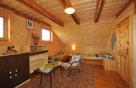 chata raj interier ubytovanie
